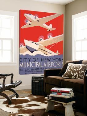 New York Municipal Airports