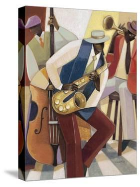 In the Groove 1 by Norman Wyatt Jr.