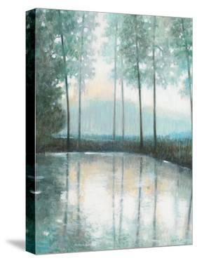 Morning Trees 1 by Norman Wyatt Jr.