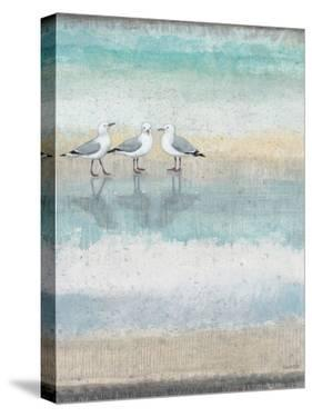 Sea Glass Shore 1 by Norman Wyatt Jr.