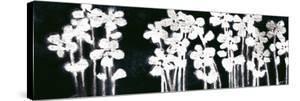 White Flowers on Black I by Norman Wyatt Jr.