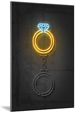 Dimond Ring by Octavian Mielu