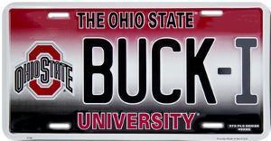 OH State Buckeyes BUCK-I