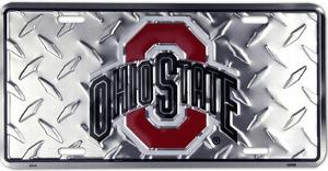 OH State Diamond Plate