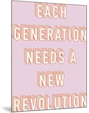 New Revolution by Otto Gibb