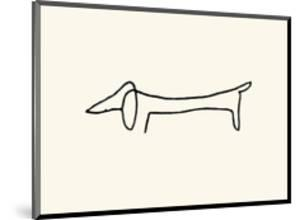 The Dog by Pablo Picasso