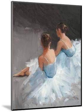 Dancers at Rest by Patrick Mcgannon