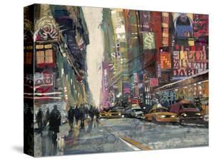 New York Collage 2 by Patti Mollica