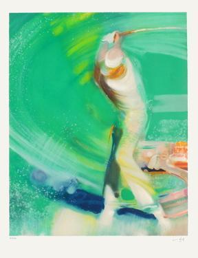Le golfeur by Paul Ambille