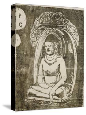 Buddha; Bouddha, 1895-1903 by Paul Gauguin