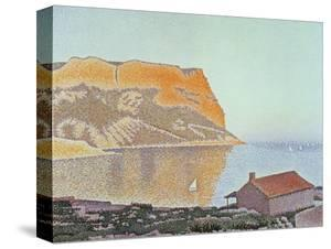 Cap Canaille, Cassis by Paul Signac