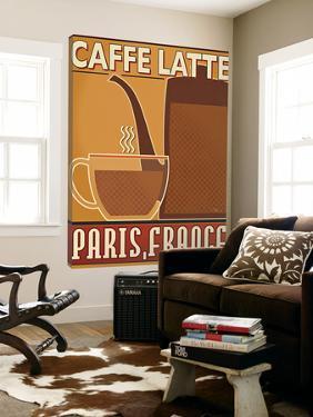 Deco Coffee III by Pela Design