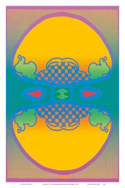 123 Infinity - The Contemporaries Gallery - Psychedelic Art by Peter Max