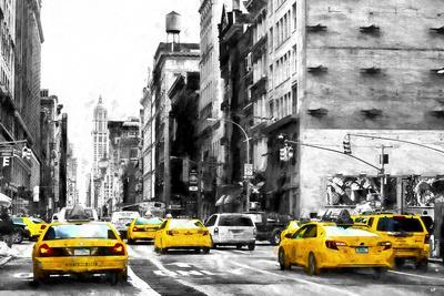 nyc taxi hugonnard
