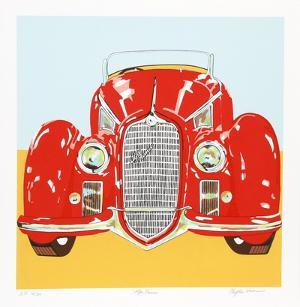 Alfa Romeo by Phyllis Krim