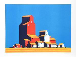 Wheatbelt by Phyllis Sussman