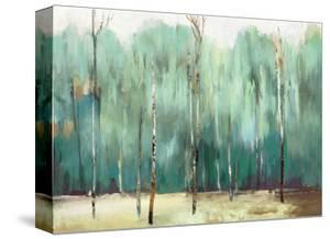 Teal Forest by PI Studio