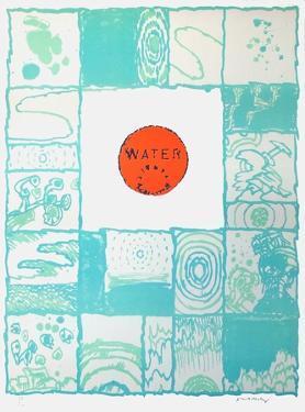 Water by Pierre Alechinsky