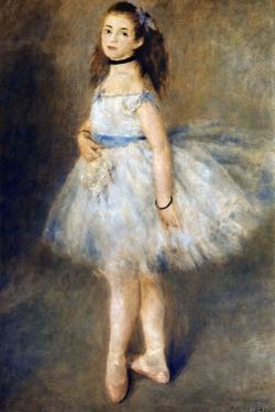 Renoir: Dancer, 1874 by Pierre-Auguste Renoir