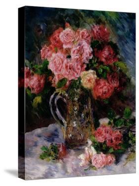 Roses, C.1879 by Pierre-Auguste Renoir