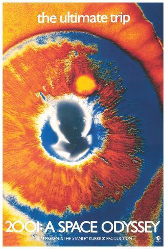 2001: En romodyssé Plakat