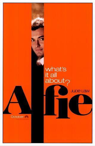 Alfie Plakat