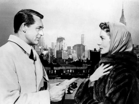 An Affair To Remember, Cary Grant, Deborah Kerr, 1957 Foto