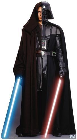 Anakin - Vader Papfigurer