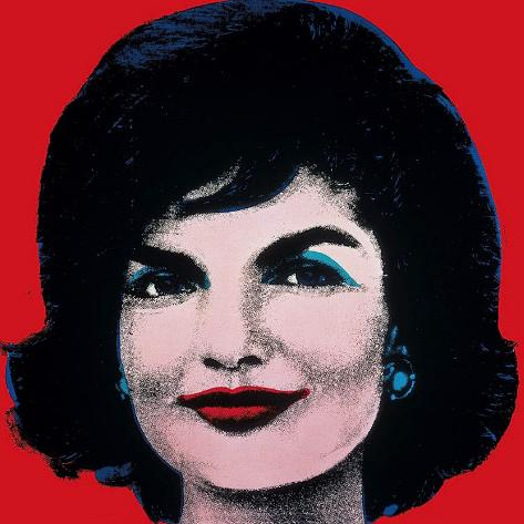 Jackie, 1964 Kunsttryk