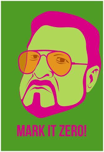 Mark It Zero Poster 2 Plakat