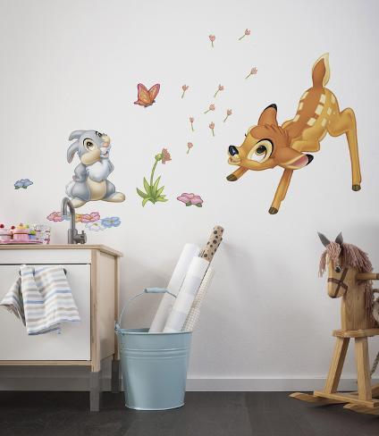 Bambi Veggoverføringsbilde
