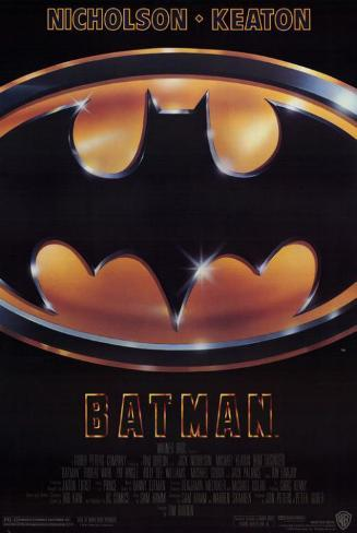 Batman Masterprint
