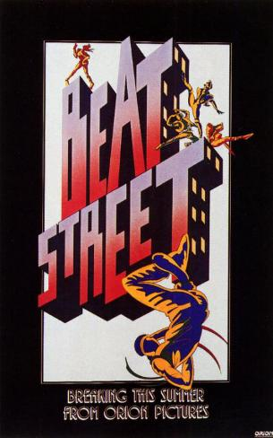 Beat Street Masterprint