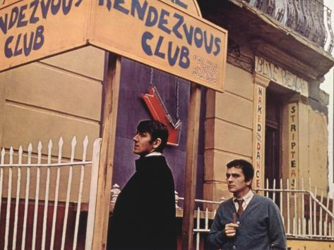 Bedazzled, Peter Cook, Dudley Moore, 1967 Foto