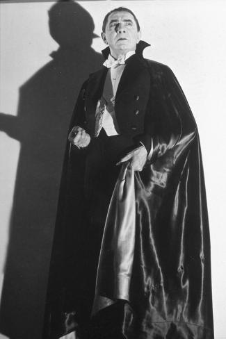 Bela Lugosi: Mark of The Vampire, 1935 Fotografisk trykk