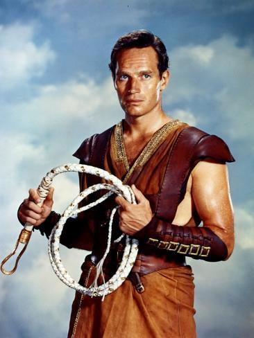 Ben-Hur, Directed by William Wyler, Charlton Heston, 1959 Foto
