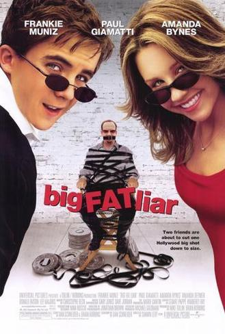 Big Fat Liar Plakat