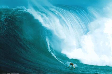 Bølgerytter Plakat