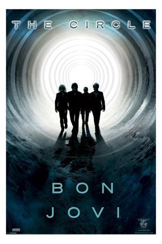 Bon Jovi Plakat