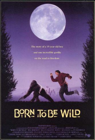 Born to be Wild Mestertrykk