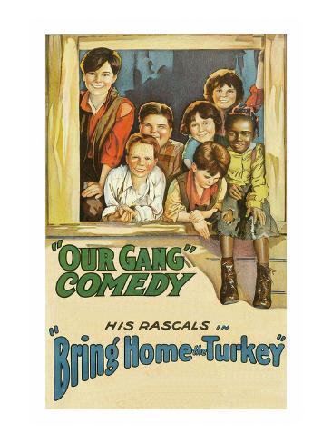 Bring Home the Turkey