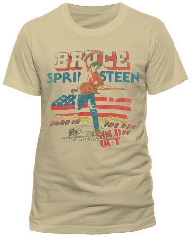 Bruce Springsteen - Tour T-Shirt