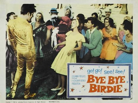 Bye Bye Birdie, 1963 Premium Giclée-tryk