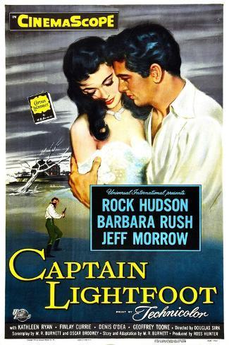 Captain Lightfoot Kunsttrykk