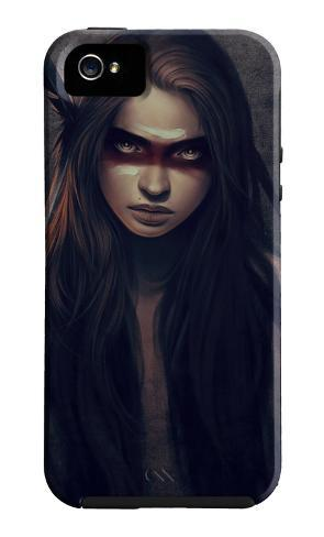Howl iPhone 5-cover