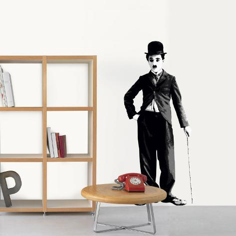 Charlie Chaplin Veggoverføringsbilde