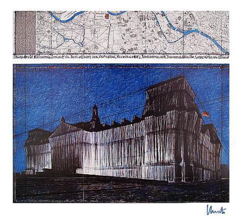 Reichstag XV - Signed Eksklusivudgaver