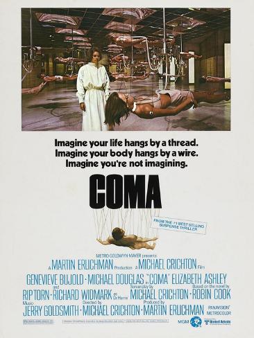 Coma, 1978 Giclee-trykk
