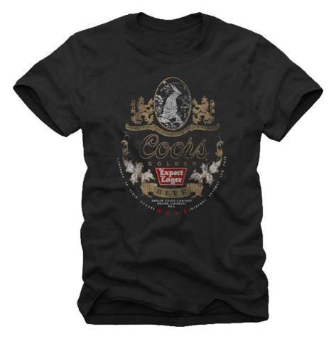 Coors Crest T-Shirt