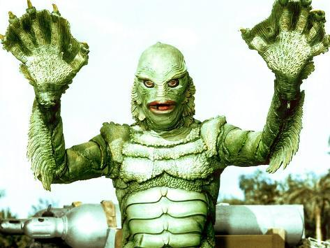 Creature from the Black Lagoon, 1954 Foto